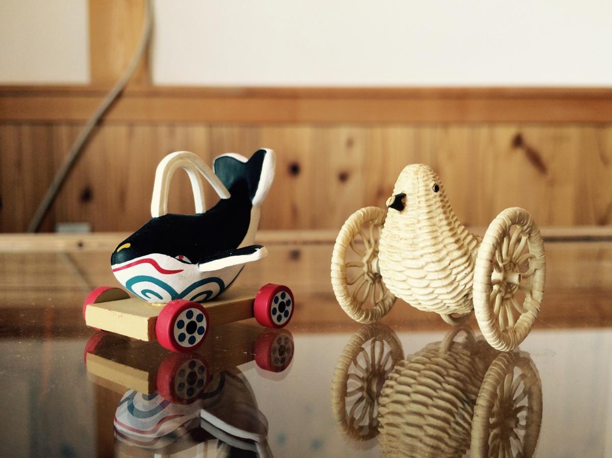 日本全国まめ郷土玩具蒐集